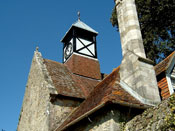 Clock Tower at Beaulieu Hampshire
